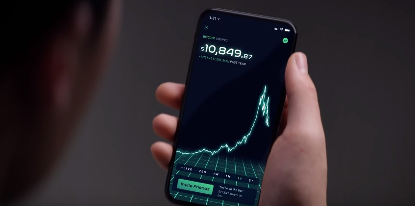 Robinhood Crypto